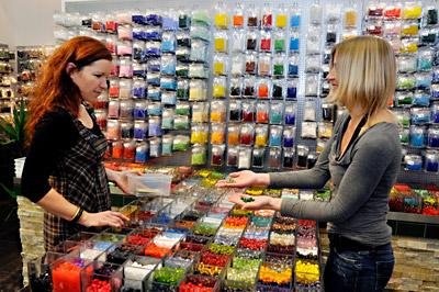 Perlen kaufen  Perlenladen Graz Perlengeschäft Linz